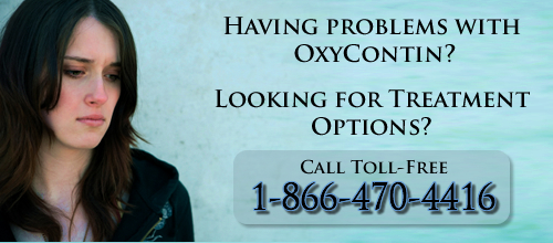 OxyContin Abuse and OxyContin Abuse Treatment Information